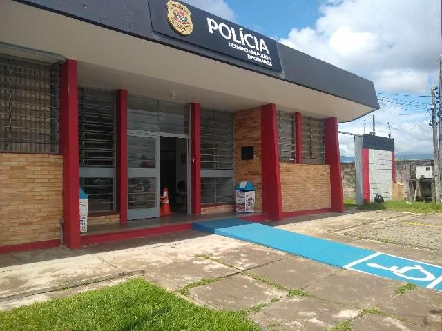 Policia Civil prende um dos lideres do tráfico de drogas de Cananéia
