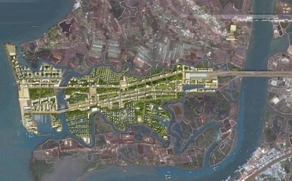 Đại gia nào đứng sau kế hoạch xây sân bay 1 tỷ USD trên đảo ở Vũng Tàu?