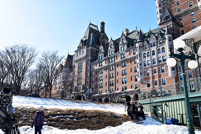 Fairmont Le Chateau Frontenac Old Quebec Review Canada Family Travel Guide