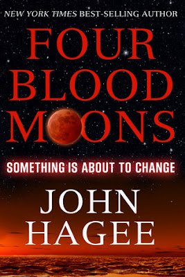 Four Blood Moons by John Hagee – Front Cover