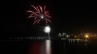 fireworks @ Cotton Tree