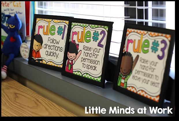 Classroom Tour - Little Minds Work