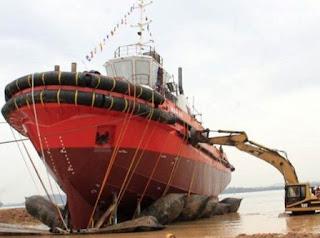 Eddy Logam, Ketum IPERINDO  :  Daya beli Kapal Baru dari Pihak Swasta Masih Lemah