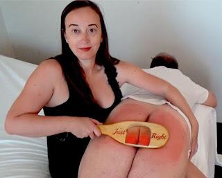 FM spanking
