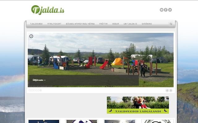 www.tjalda.is