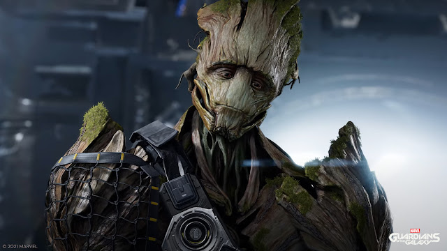 Square-Enix-Guardians-of-the-Galaxy-game-Eidos-Montréal-gameplay-demo-groot