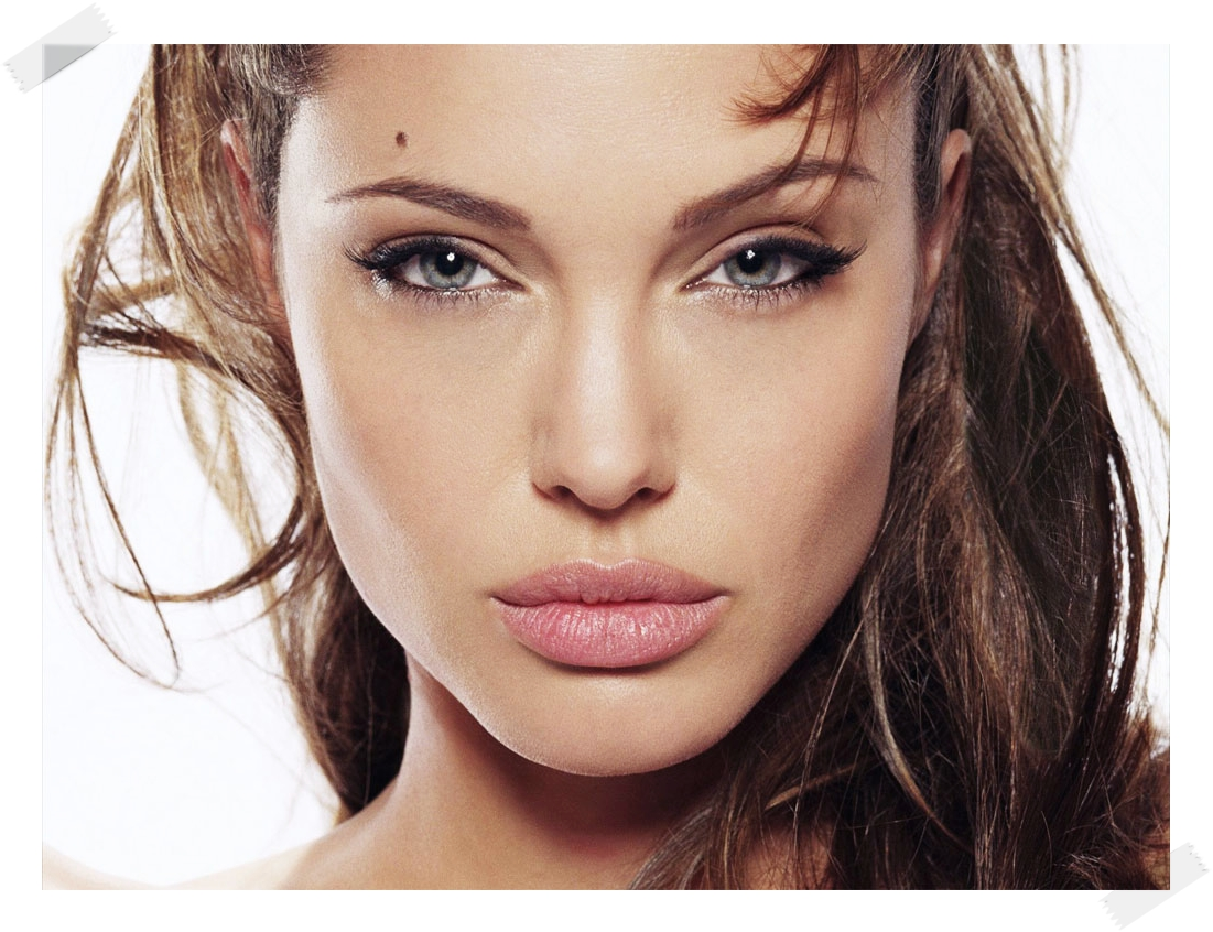 Angelina Jolie Cat Eye Makeup Beta Pics