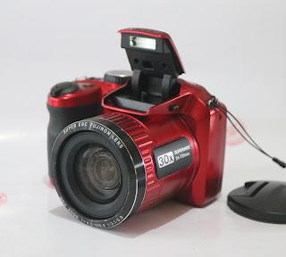 Kamera Bekas FujiFilm S4800 Fullset