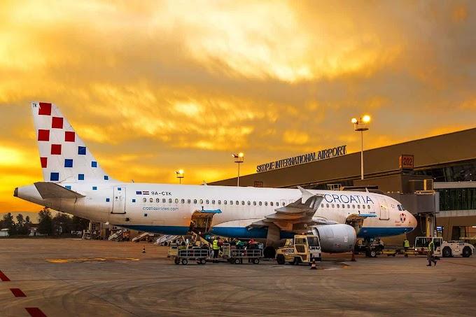 Croatia Airlines strebt Expansion in Mazedonien an