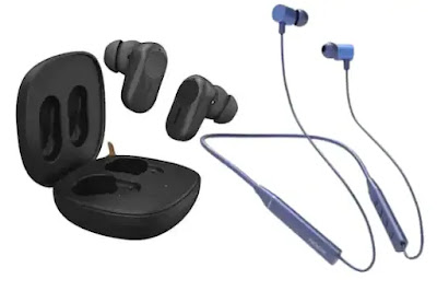 Nokia Launches Bluetooth Headset T2000 And True wireless Earphone ANC T3110