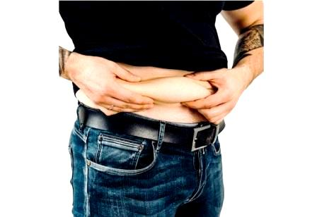 Belly fat exercise for men at home