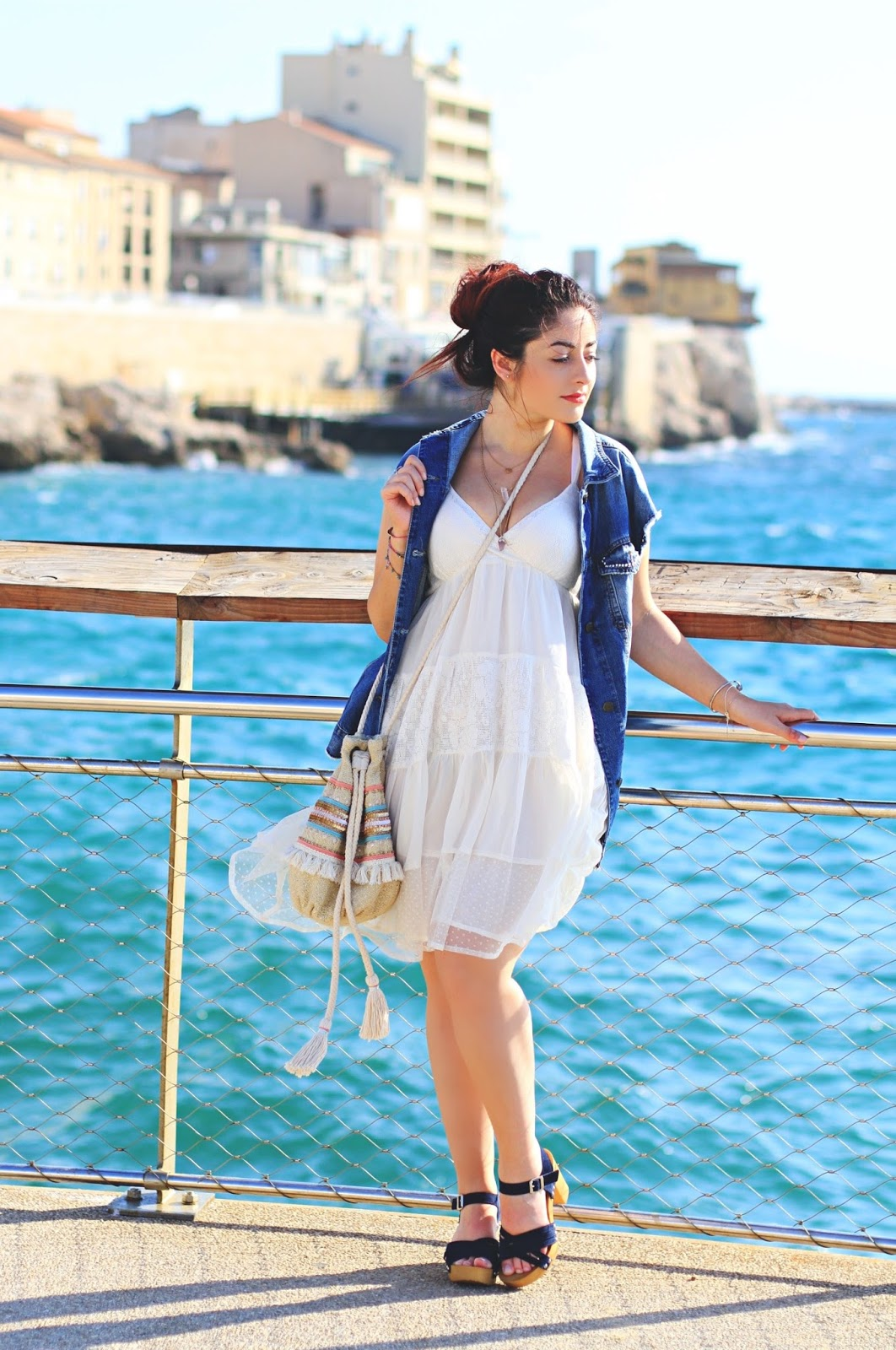 robe d'été kaporal