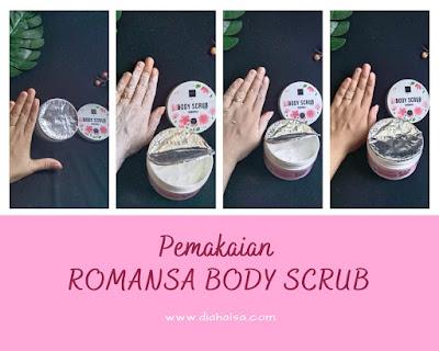 pemakaian Romansa Body Care