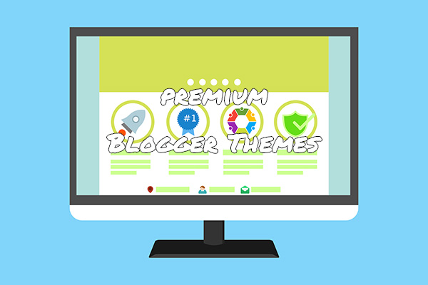 High Quality Professional Blogger Templates