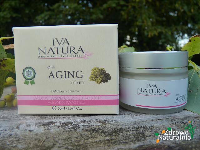 Iva Natura - Krem przeciwko starzeniu się