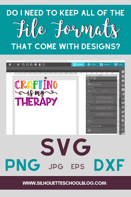 Silhouette 101, Silhouette America Blog, SVG files, Design bundles, File Formats