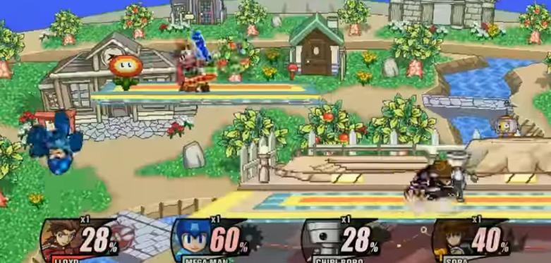 تحميل لعبة 2 Super Smash Flash مجانا للاندرويد والحاسوب