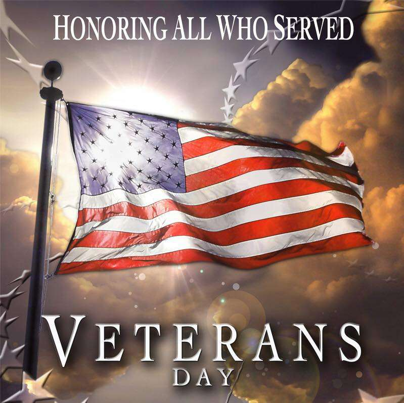 Veterans Day Wishes Beautiful Image