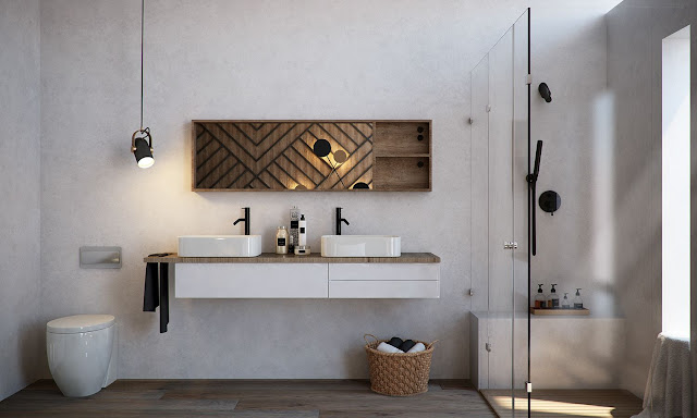 Bathroom Cupboard Design