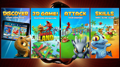 Game Dragon Land Versi 2.8.1 Apk Mod