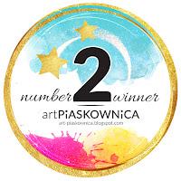 2 miejsce w art-Piaskownicy