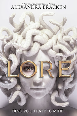 Lore by Alexandra Bracken cover