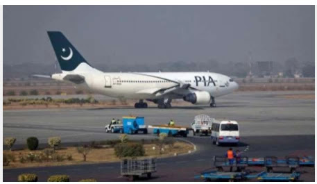 Pakistan flagship EU to review turn-off strategy not to appeal against flight ban