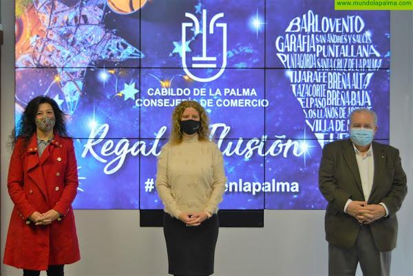 El Cabildo y las patronales empresariales hacen un balance positivo de la campaña comercial de Navidad