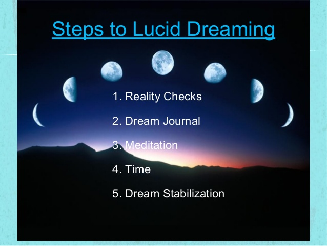 EXAMS AND ME : Lucid Dreams