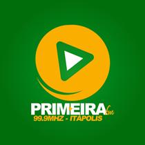 Ouvir agora Rádio Primeira FM 99.9 - Itápolis / SP