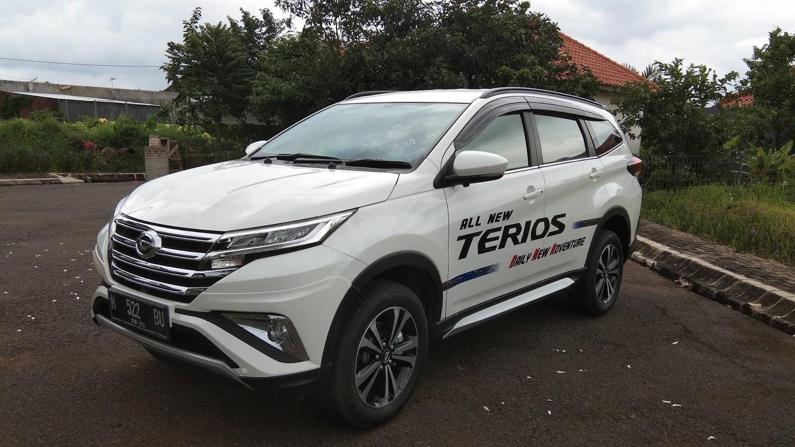 Harga All New Vellfire 2018 Kelebihan Grand Avanza Daihatsu Terios Model Baru Tak Alami Kenaikan Ini
