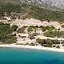 Η παραλία Άγιος Γεώργιος στον Αστακό (βίντεο)