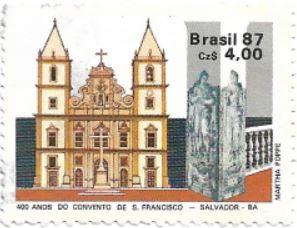 Selo Igreja do Convento de São Francisco