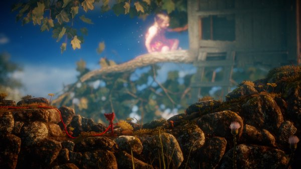 PlayStation 4 arthouse game