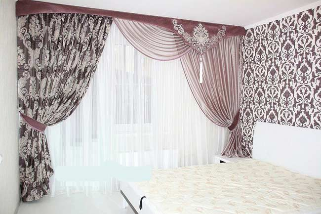 Stylish curtain designs and ideas for living room 2019 - Latest curtain design for living room ...