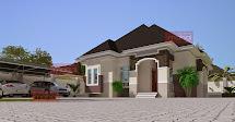 Three Bedroom Bungalow House Plans Nigeria