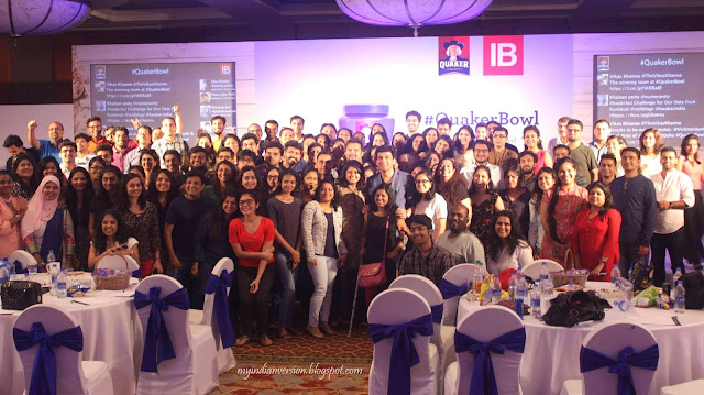 quaker-oats-indiblogger-meet-april-2016-mumbai-myindianversion