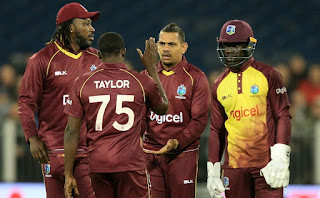 England vs West Indies Only T20I 2017 Highlights