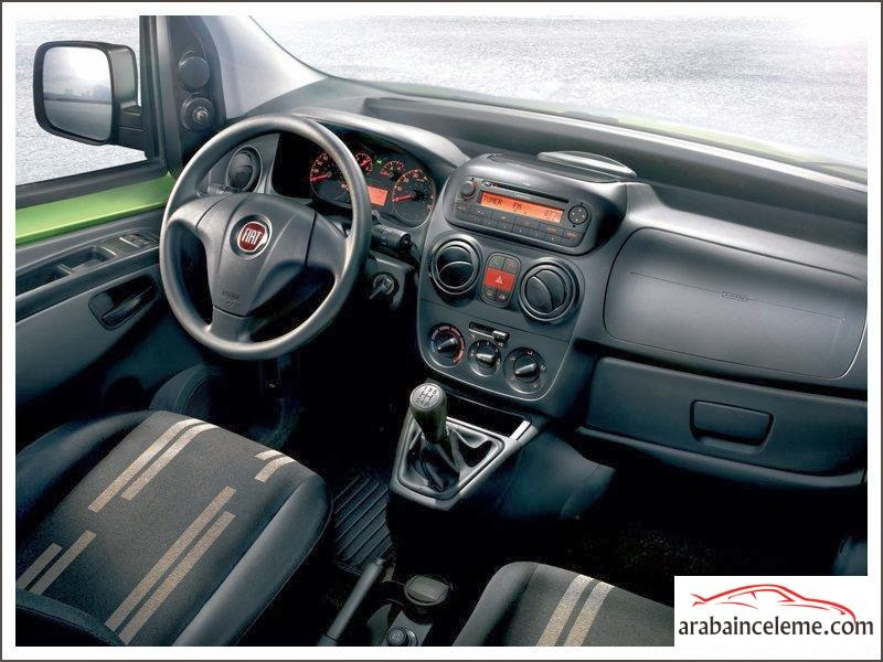 Fiat Fiorino inceleme Resimleri