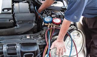 أجهزة تكييف هواء السيارات وأهم اعطالها الميكانيكية والكهربائية وكيفية اصلاحها