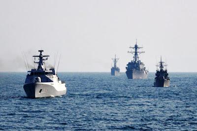 5 Angkatan Laut Hebat Yang Tidak Memiliki Samudra