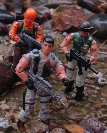 2004 Chief Torpedo, VAMP, TRU Exclusive, 2003 Convention Exclusive Tiger Force Beach Head, Unproduced Night Force Tracker, 2004