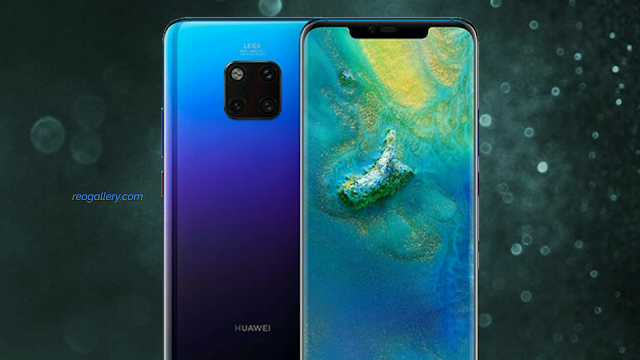 Huawei's first 5G smartphone;  will be on the market this month