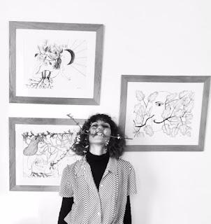 Radical-e exposition de Yaya Bela