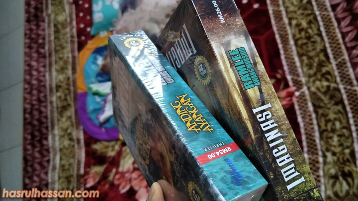 Novel Ramlee Awang Murshid, Tomburio Kini Di Pawagam