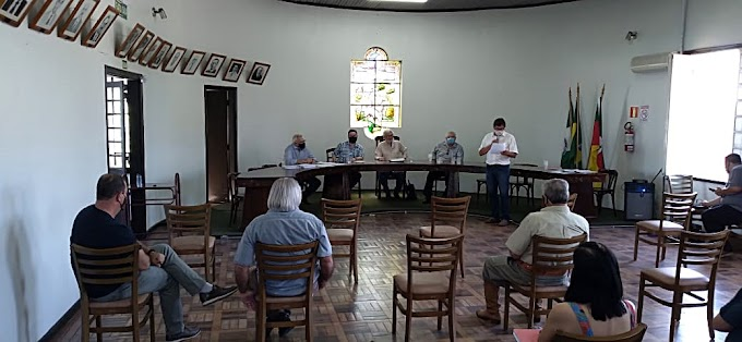 Situação atual da Cotrijuí é apresentada em reunião