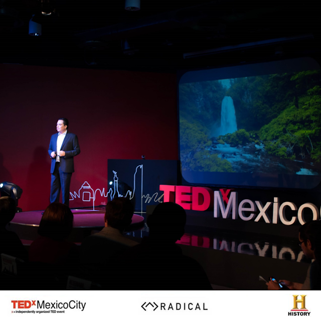 #TEDxMexicoCity Radical 2016 celebrará el pensamiento disruptivo