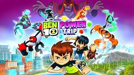تحميل لعبة ben 10 power trip للكمبيوتر