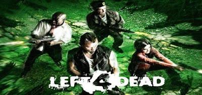 تحميل لعبة Left 4 Dead للكمبيوتر