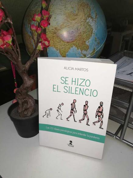 Libro de Alicia Martos: Así se hizo el silencio